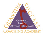 Certified Quantum Success Law of Attraction Coach